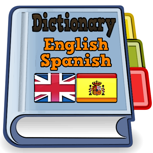 Dictionary clipart dictionary spanish. English apps on google