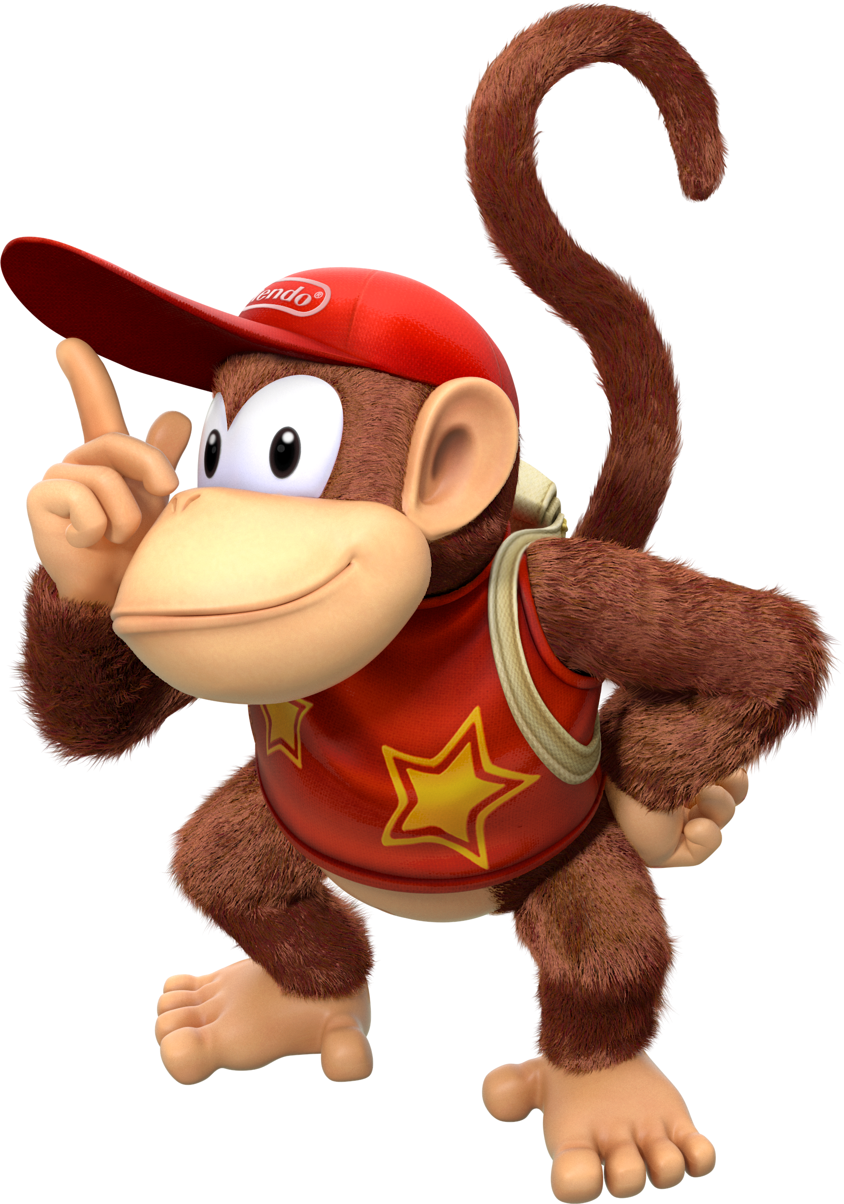 Donkey kong country tropical freeze png. Image diddy thumbnail for