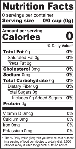 Diet labels png. Food nutrition facts label