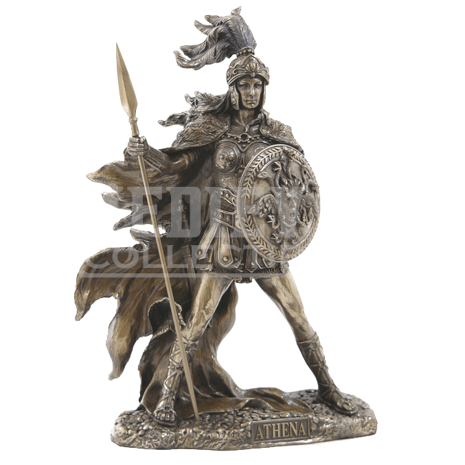 Diety statue png. Athena goddess of wisdom