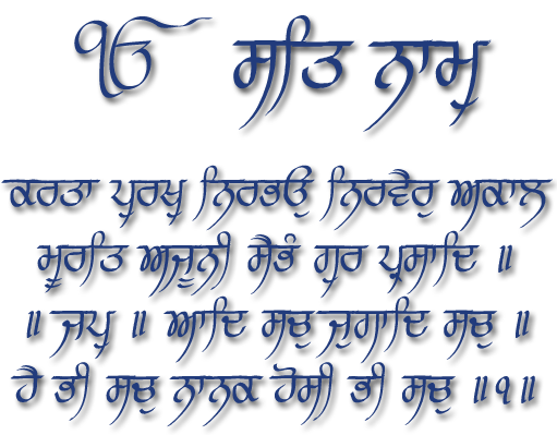 Different font styles alphabet png. Calligraphy style gurmukhi mrsikhnet