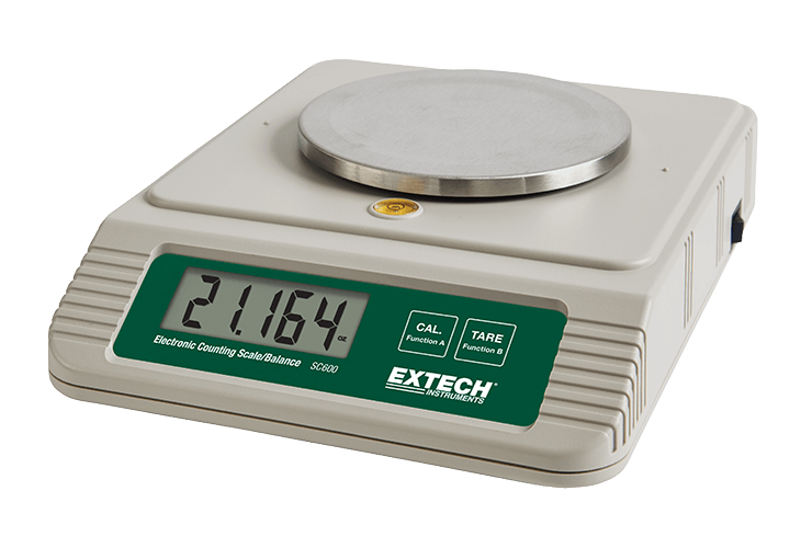Digital scale png. Scales extech instruments sc