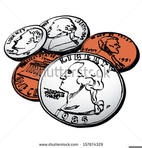 Coins free images at. Dime clipart american clip free download