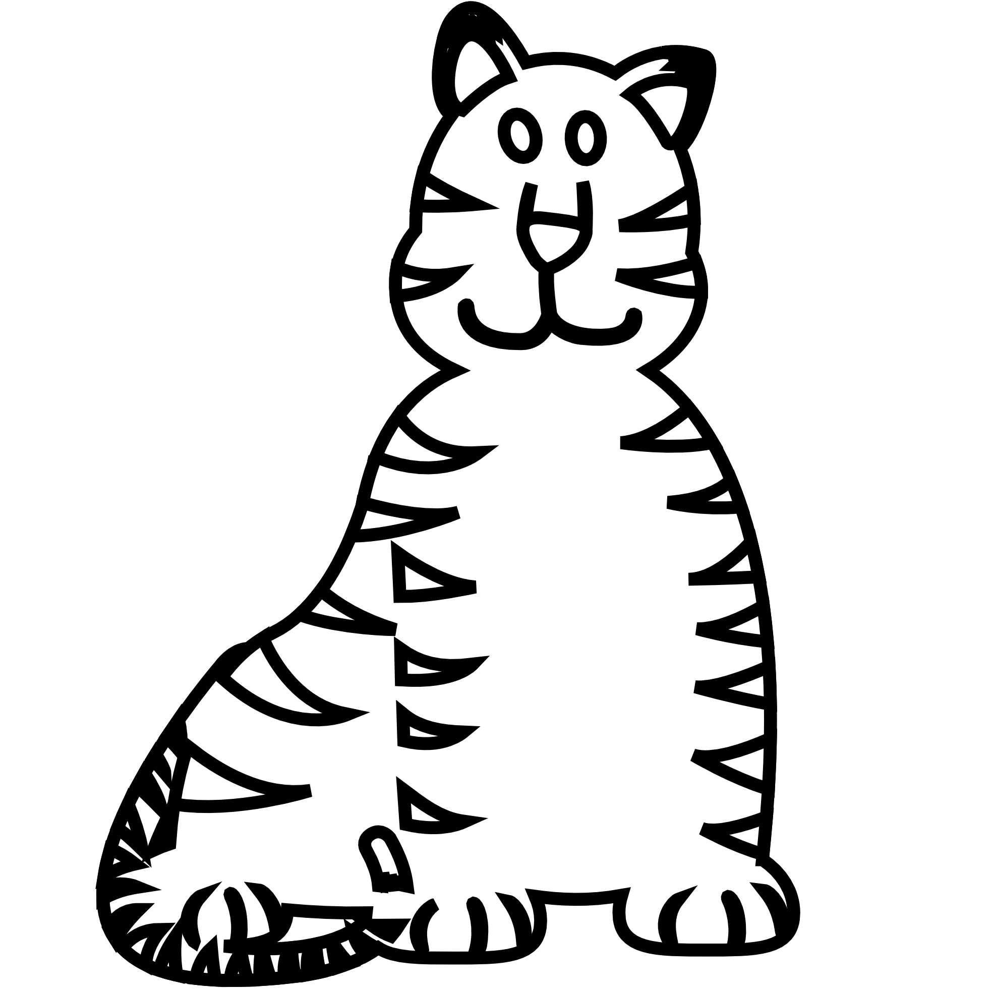 Dime clipart black and white. Free animal download clip