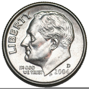 Dime clipart dime coin. Free images at clker