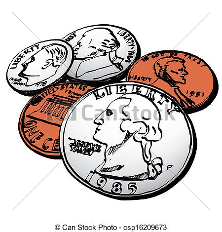 Coin cilpart stylish design. Dime clipart teacher free png