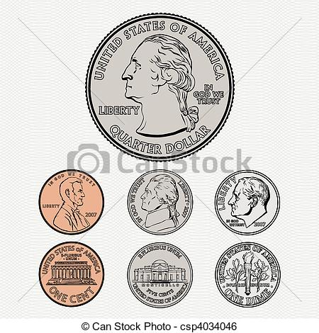 Dime clipart teacher free. Vector coins with background clip black and white