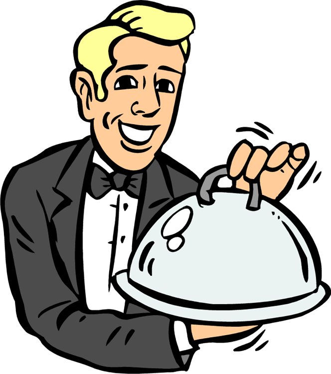 dining clipart food catering