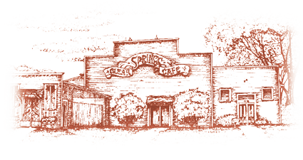 Diner drawing architectural. Home clear springs restaurant
