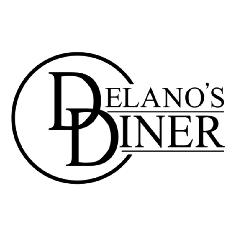 Diner drawing simple. Delano delivery w douglas