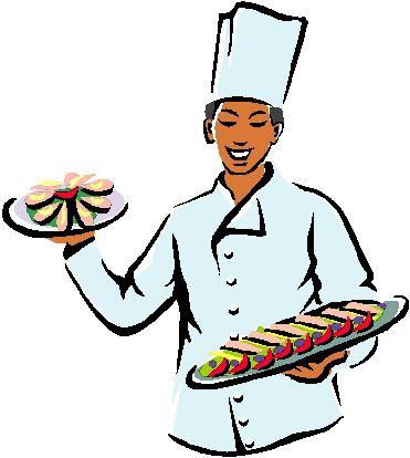 Catering clipart. Eating restaurant free clip