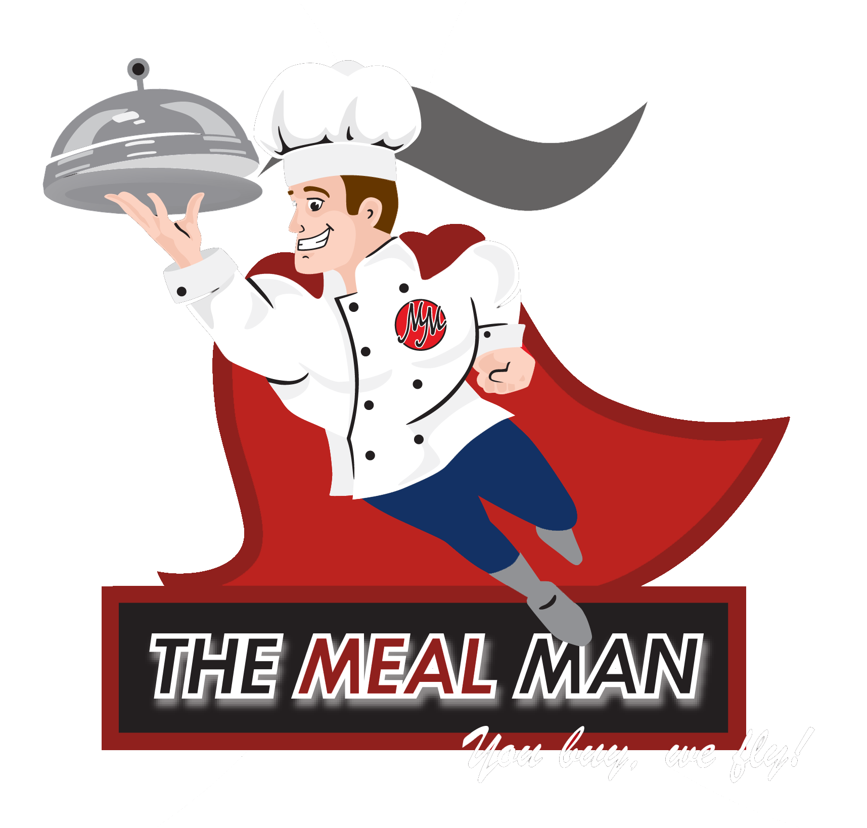 Dining clipart food catering. Dm meal man des