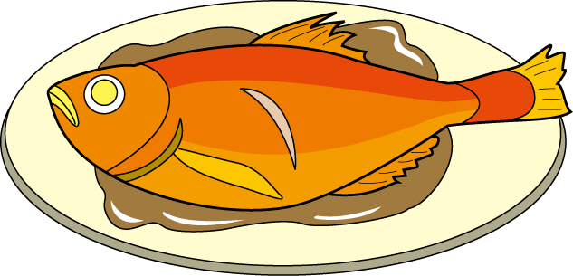 Frying clipart. Free fish fry cliparts