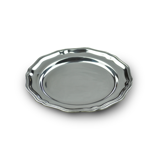 Dinner plat png. Royal french plate polished