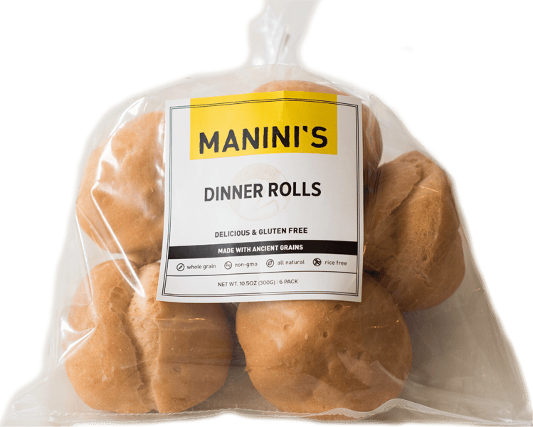 Dinner roll pack png. Rolls eat gluten free