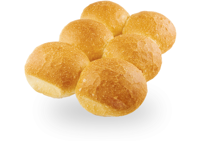 Dinner roll png. White cobs bread