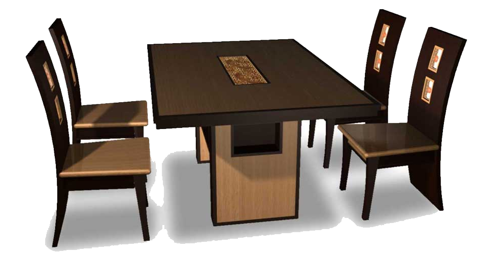 Dinner table png