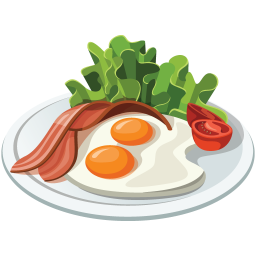 Dinner vector breakfast lunch. Food icon myiconfinder