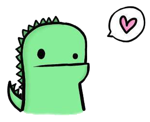Dino couple png. Pin by amanda eve