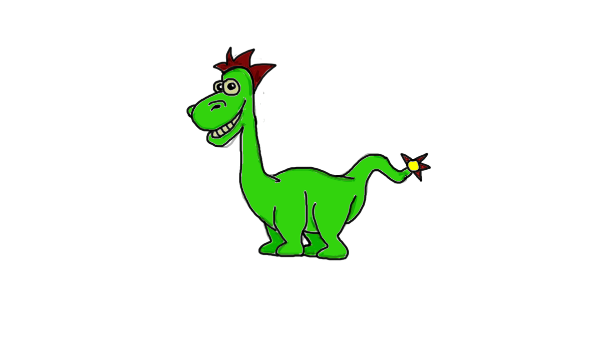Dino couple png. Trinity vision on twitter