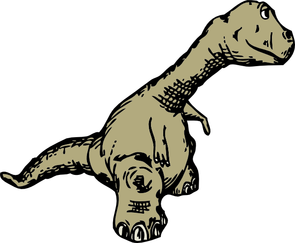 Dino svg animated. Dinosaur sideview clip art