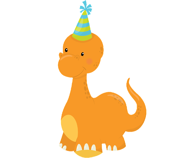 Dinosaur bday 5 png. Birthday clipart at getdrawings