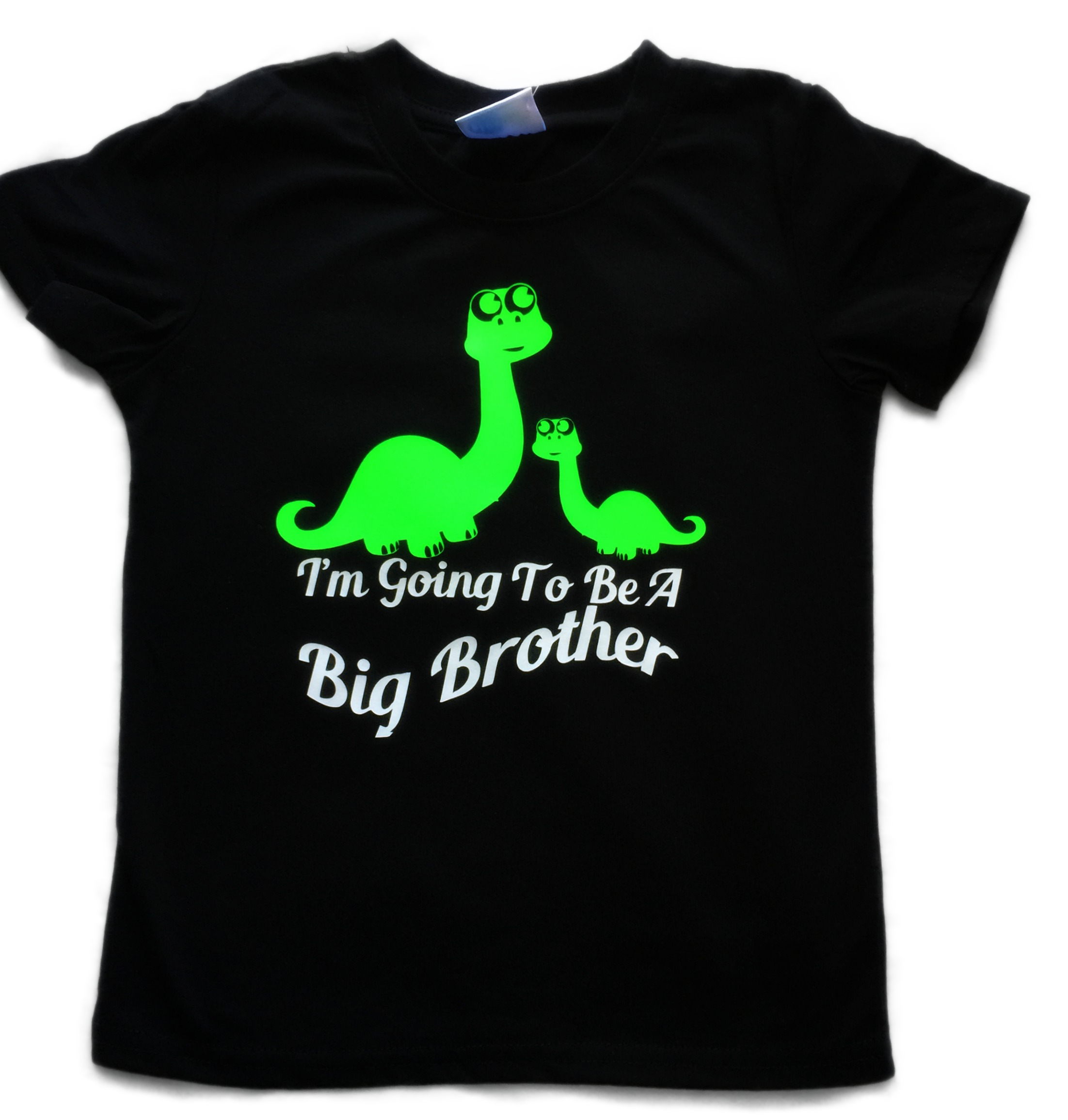 Big brother t sat. Dinosaur birthday shirt 5 png banner black and white download