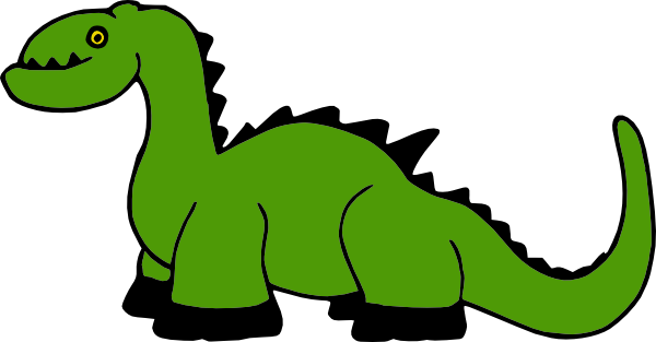 Dinosaur cartoon png. Clip art at clker