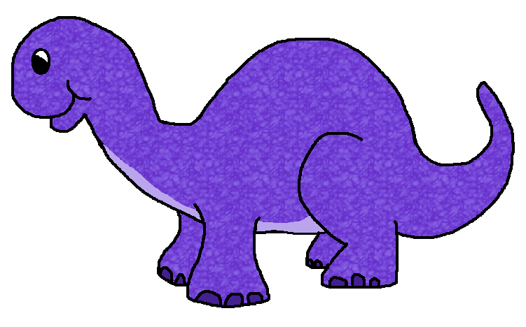 Dinosaur clipart brown. Free purple cliparts download