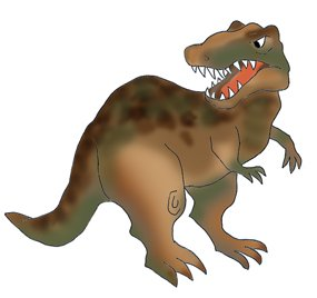 Dinosaur clipart brown. And jokes pictures t