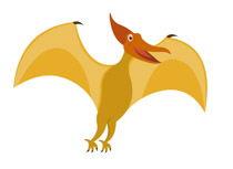 Dinosaurs clipart. Free clip art pictures