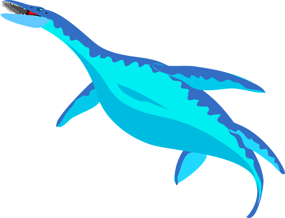 Dinosaurs clipart blue. Clip arts for free