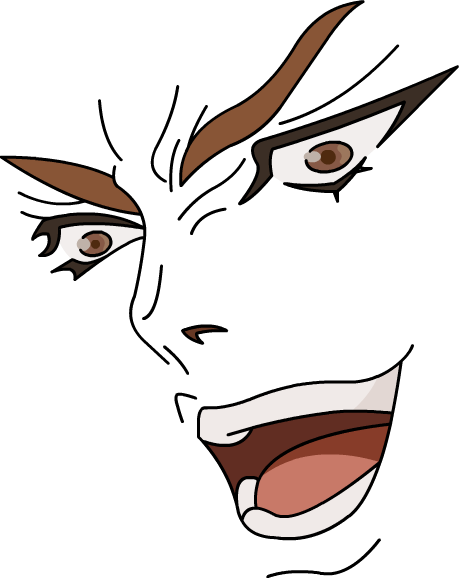 dio face png