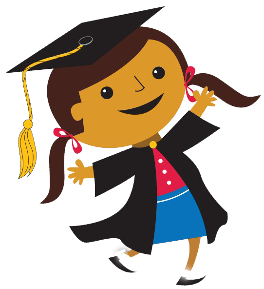 Diploma clipart girl graduate. Be college ready msd
