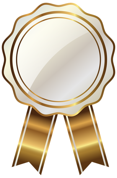 Ribbon clipart silver medal. Gold clip art library