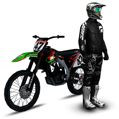 Dirt bike rider png. Visit the post for