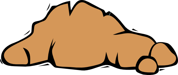 soil clipart brown soil
