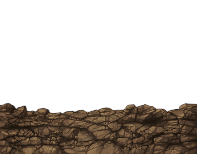 Dirt ground png. Rocky soil transparent images