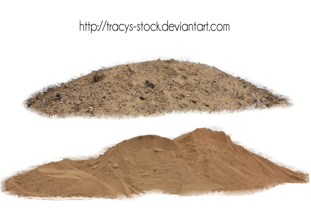 Dirt pile png. Piles by tracys stock