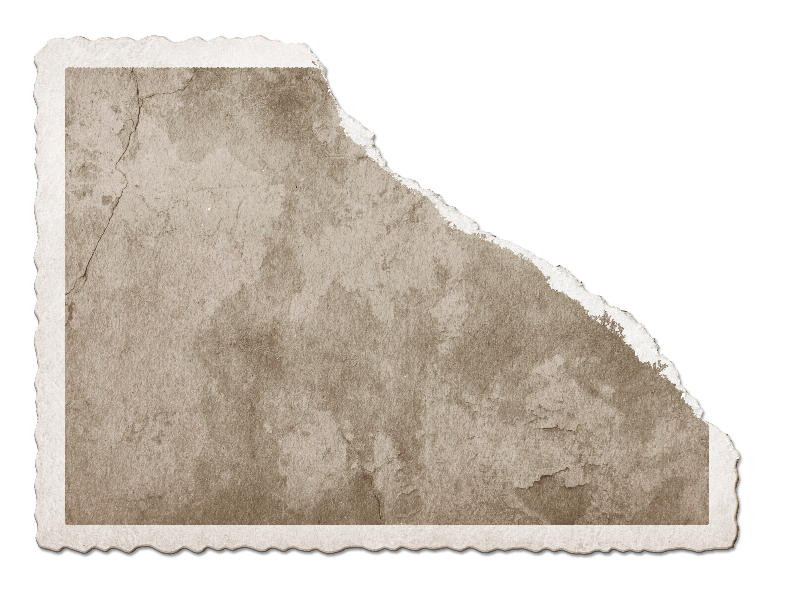 Dirt textures png. Torn photo effect photoshop