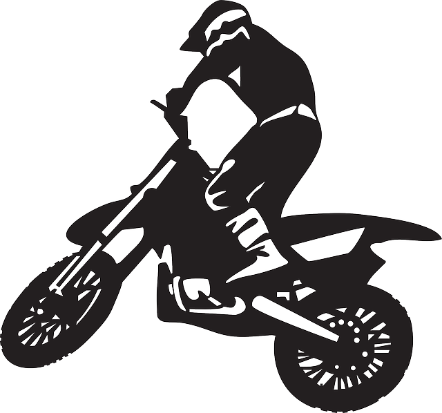 Dirtbike vector. Pin by grace prichard
