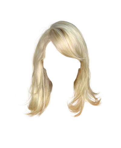 Dirty blonde hair png. Hairstyle liked on polyvore