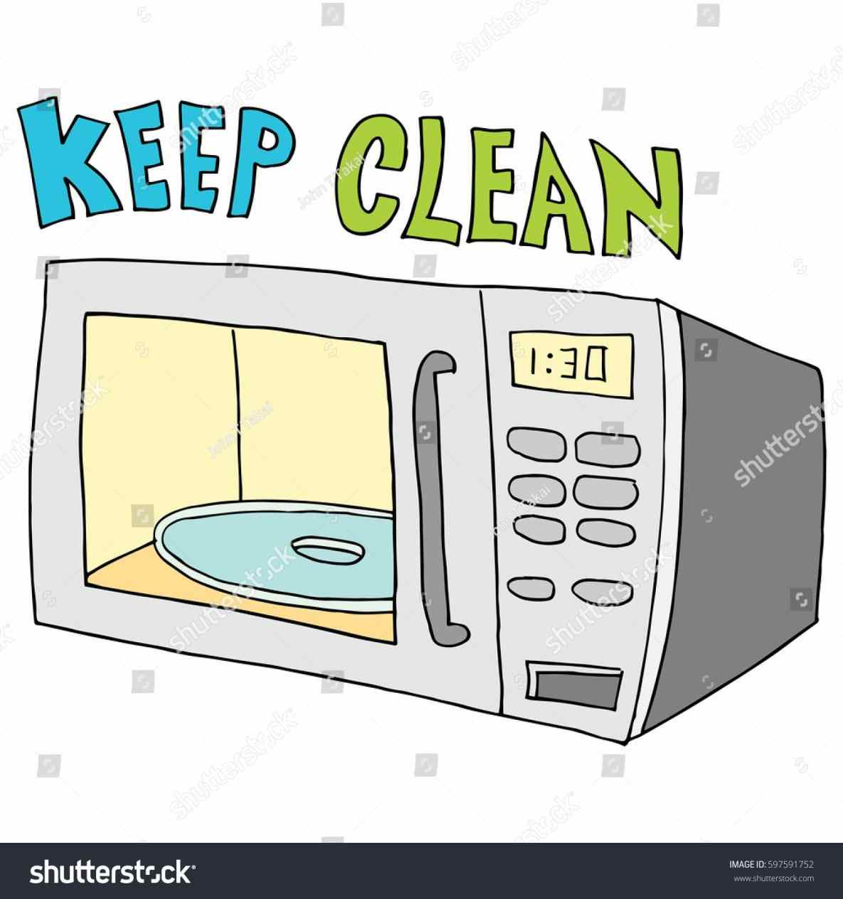 Dirty clipart microwave. Easy cooking hacks quick