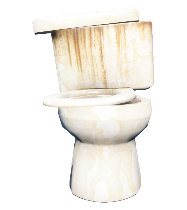 Dirty toilet png. Fallout wiki fandom powered
