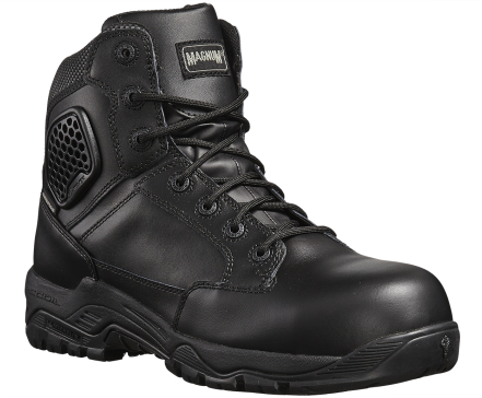 Dirty work boots png. Strike force waterproof sidezip