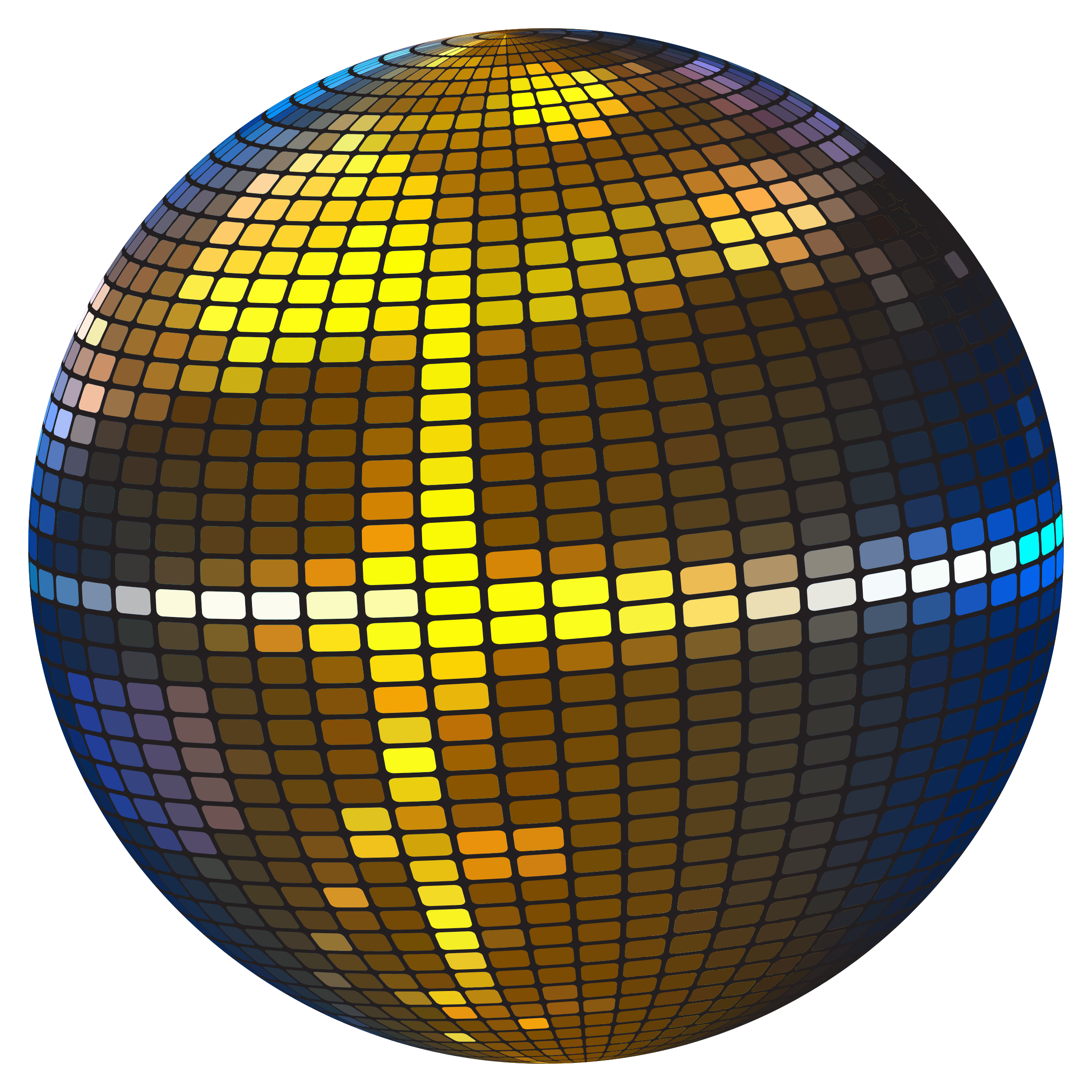 Disco ball png. Colorful icons free and