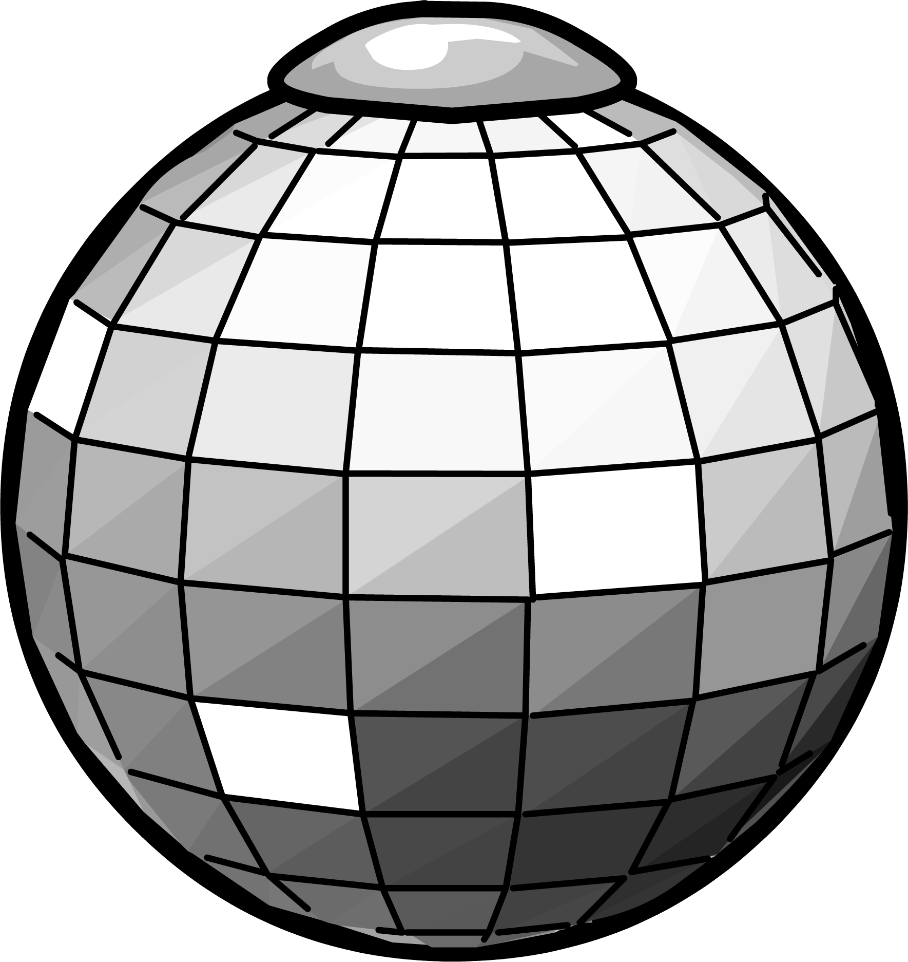 Disco ball png. Image club penguin wiki