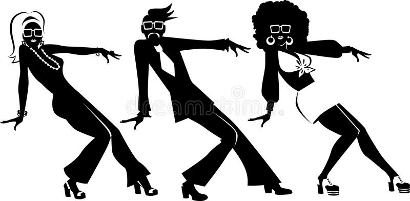 Dance clip art stock. Disco clipart image library download