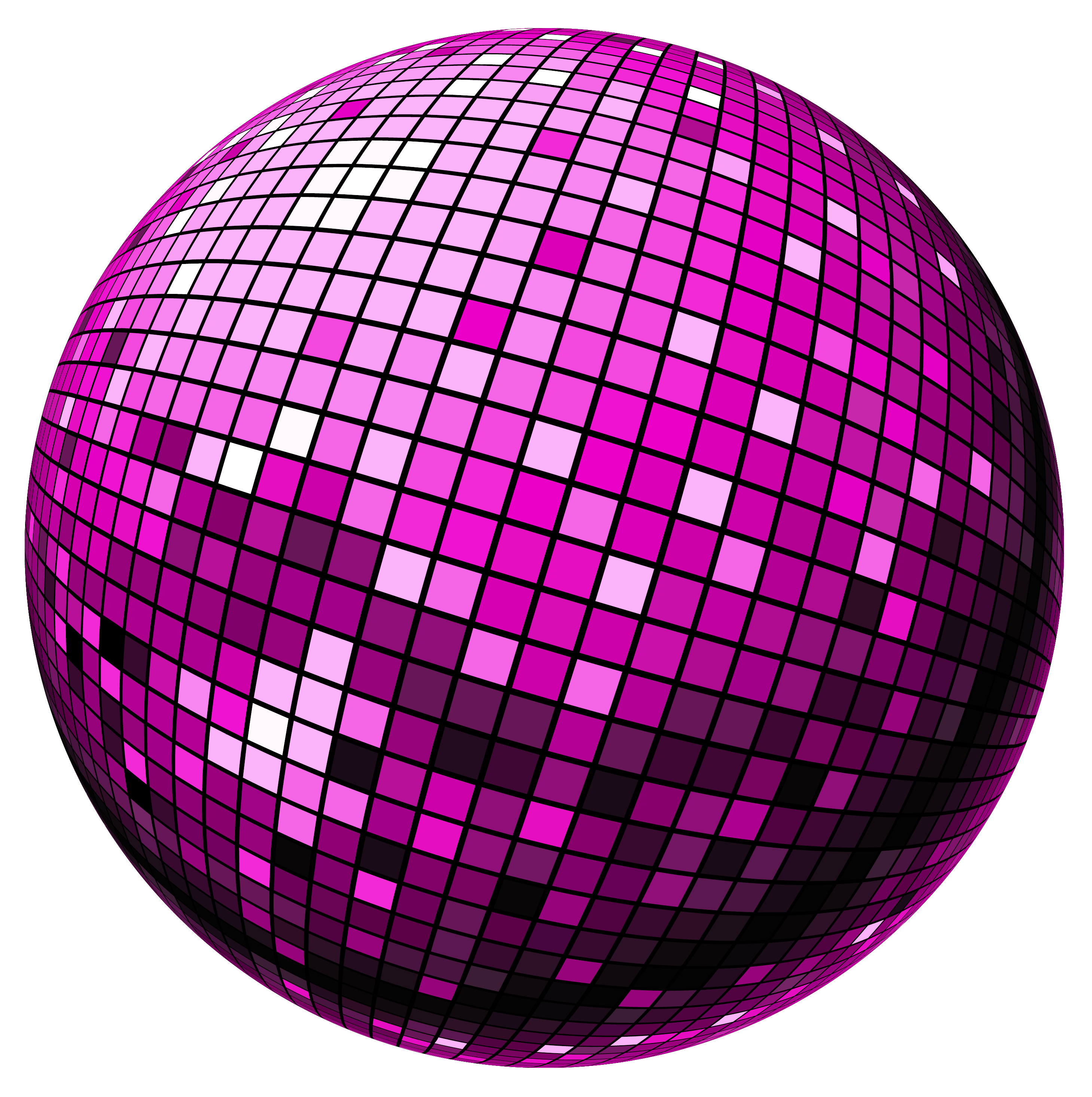Ball vector clipart gallery. Disco dance floor png background svg freeuse library
