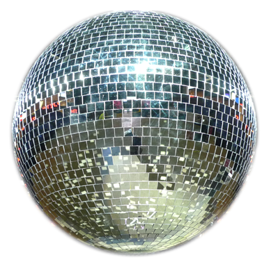 Disco vector ball. Png free icons and